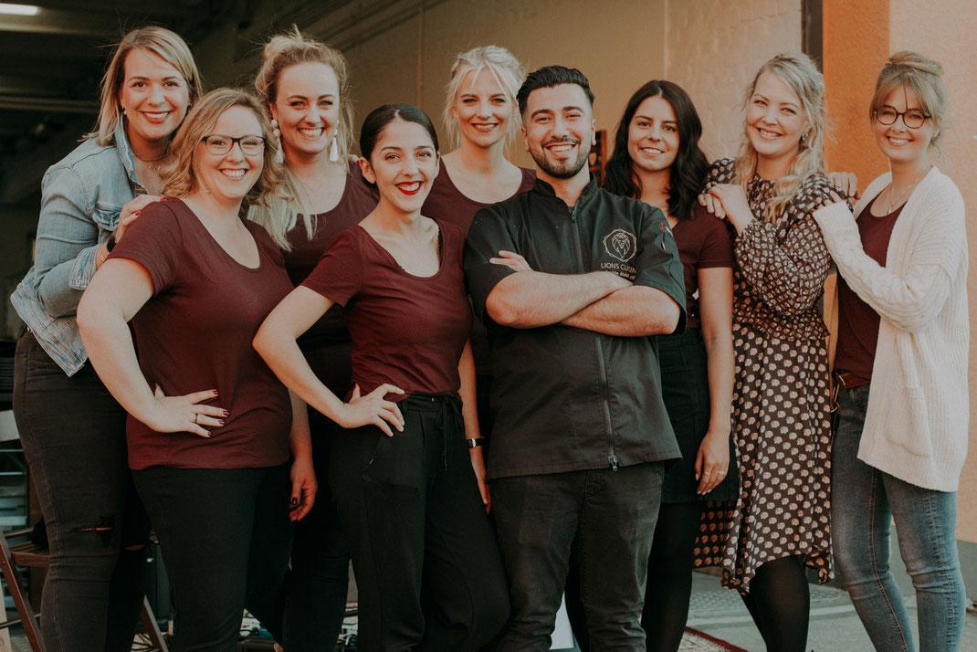 Café Lions Cuisine & Patisserie, Your Wedding Match, Hochzeitsmesse, Hochzeitsevent, Eventcatering, Catering, Düsseldorf, NRW, Ibrahim Abdul Latif