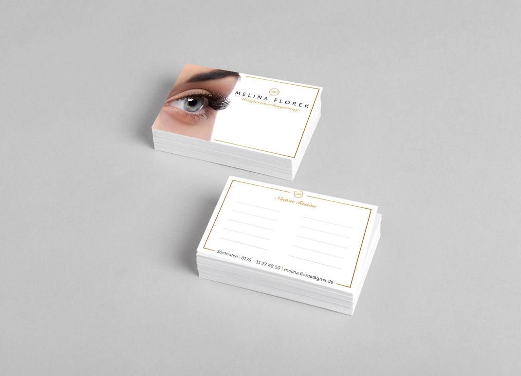 Melina Florek Wimpernverlängerung Mondelle Design De
