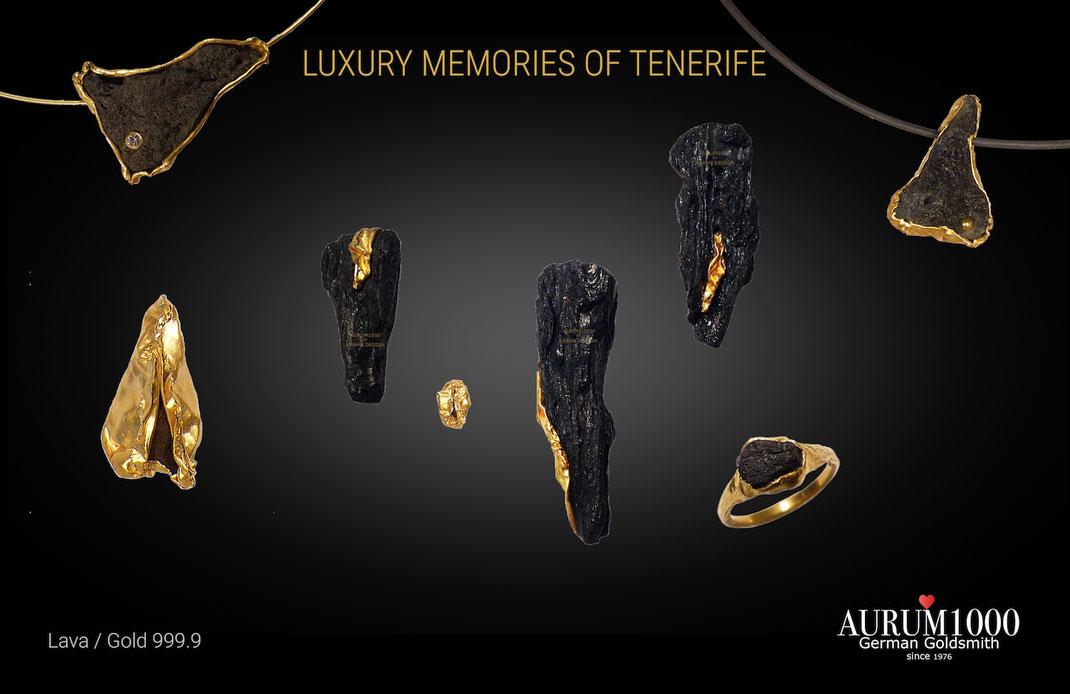 Krahn Design by Aurum1000 - Fine Gold 999.9