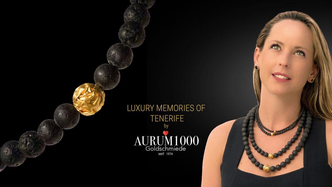 Krahn Design by Aurum1000 - pure 24 gold jewelry