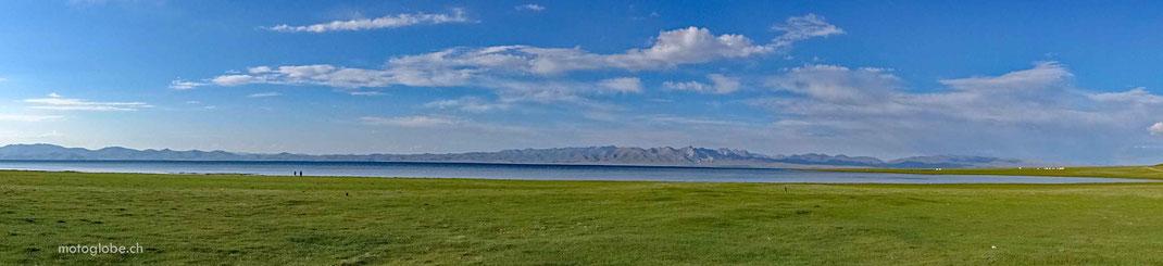 Der abgelegende und bezaubernde See Song Kul