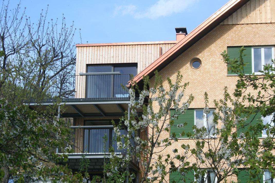 Sanierung Bauernhaus Mehrfamilienhaus