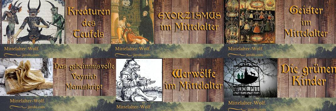 Mittelalter wolf wölfe blog überblick übersicht spannend interessant lesen bloggen wissen wissenswertes dämon dämonen exorzismus geister geist übernatürlich übernatürliches manuskript geheimnis geheimnisse werwolf werwölfe