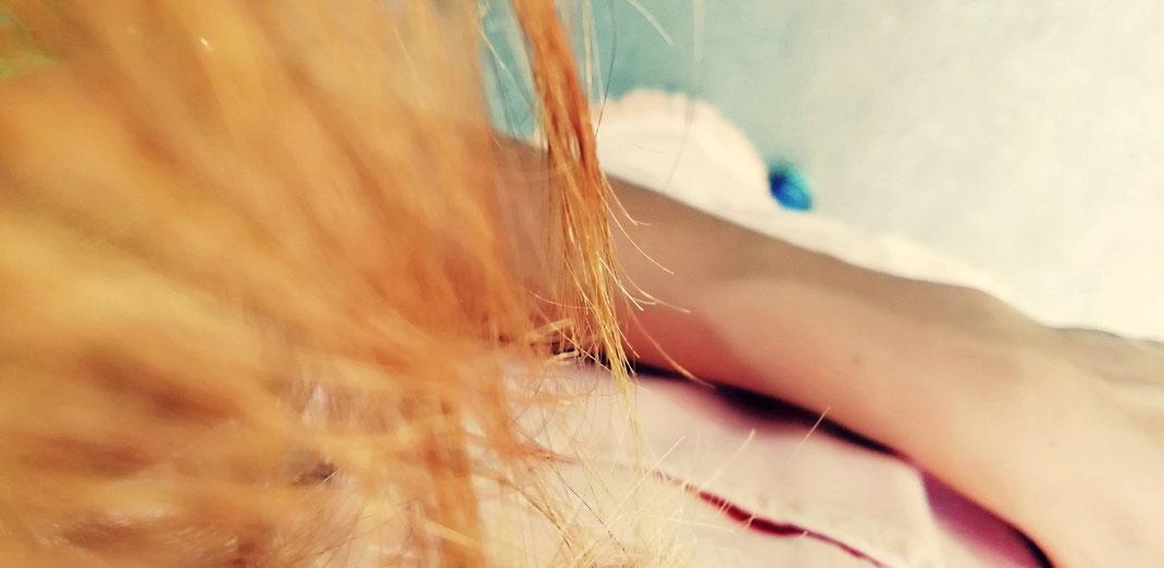 Kath Visual, Blog, Kreativität, Hand, Haare, Nahaufnahme