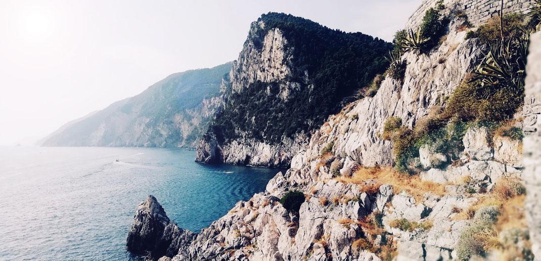 Küste, Meer, Träume, Kath Visual, Blog, Portovenere