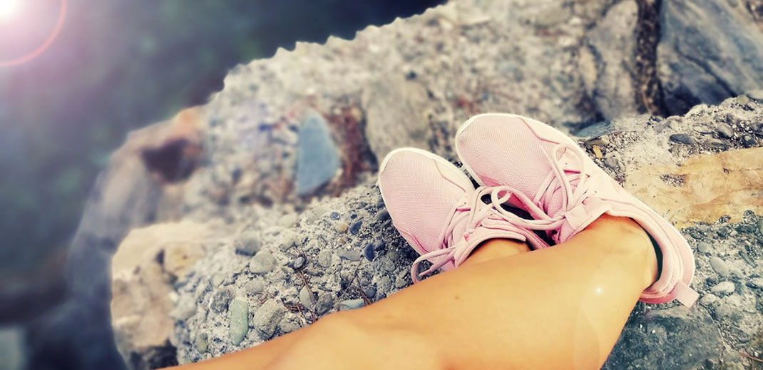 Füße, Schuhe, Meer, Talente, Kath Visual, Blog