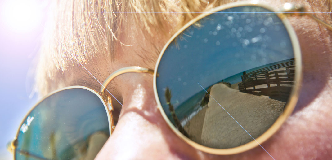 Kath Visual, Blog, Himmel, Meer, Strand, Sonnenbrille, Gesicht, Haare, Potential