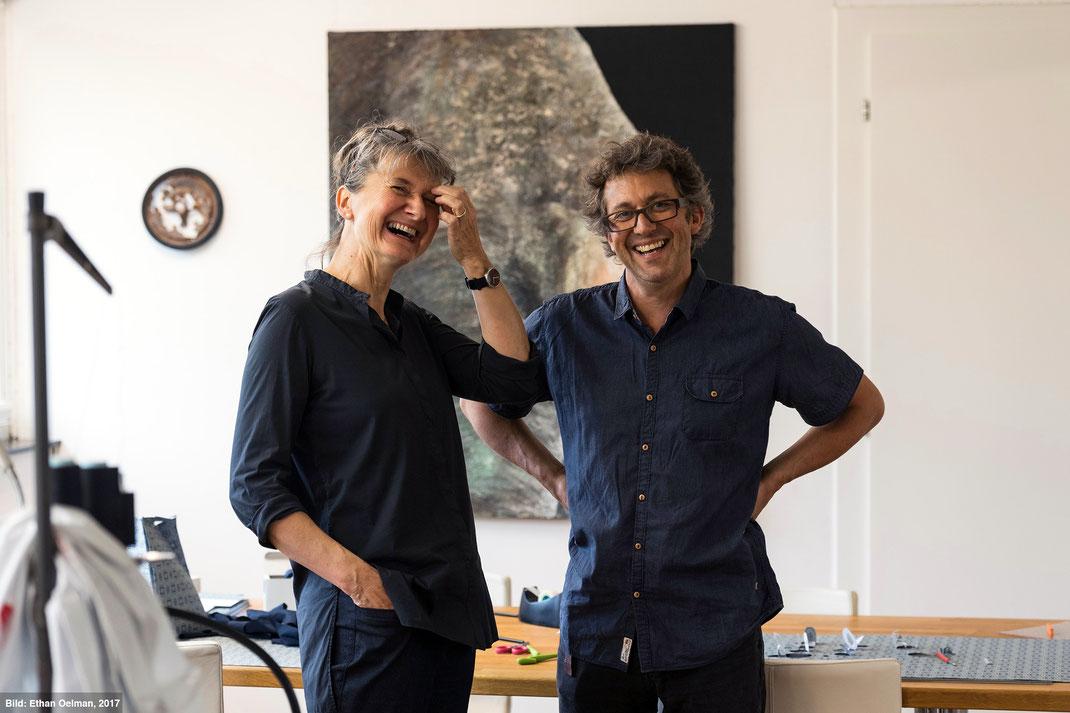 Bild von Benedikt und Brigitta Martig-Imhof