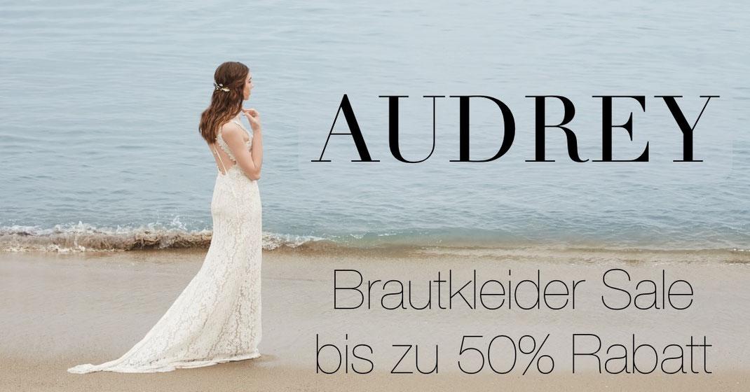 Audrey Wedding Salon Brautkleider Sale