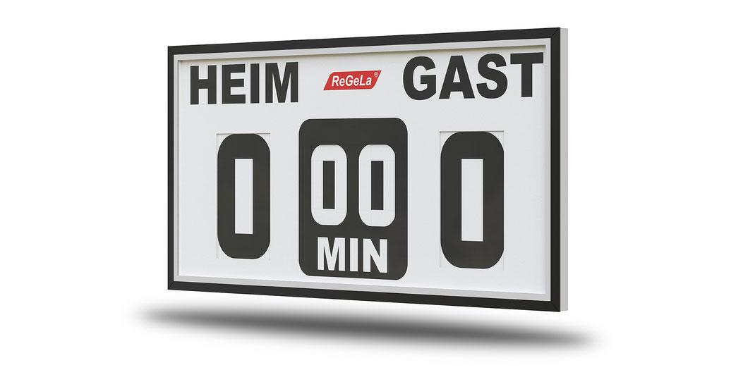 Solar Resultatanzeige FAS 100/2 - Fussballanzeige - Sport Anzeigetafel - Spielstandanzeigetafel