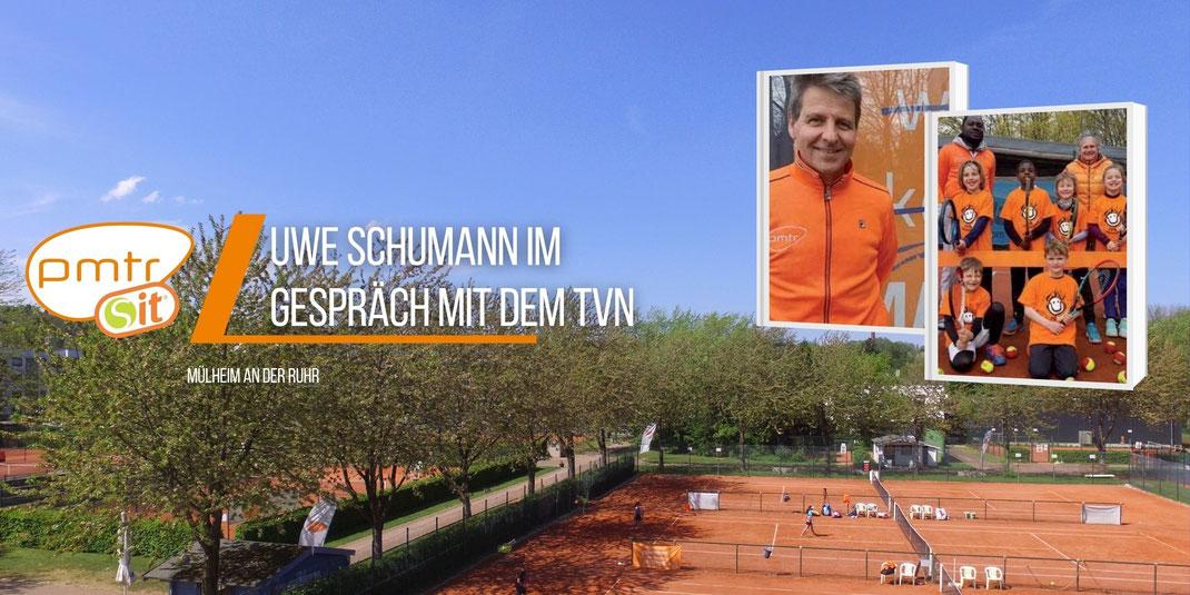 Uwe Schumann, TVN, Tennisverband Niederrhein, Fireballs Tennisakademie ,PMTR, Tennisakademie, Tennisanalage, Tennisplätze, Tennisspielen, Tennislernen, Spielerentwicklung, Trainingsstufen, Tennistraining, Rebound Ace, Kindertennis, Tennis für Jugendliche