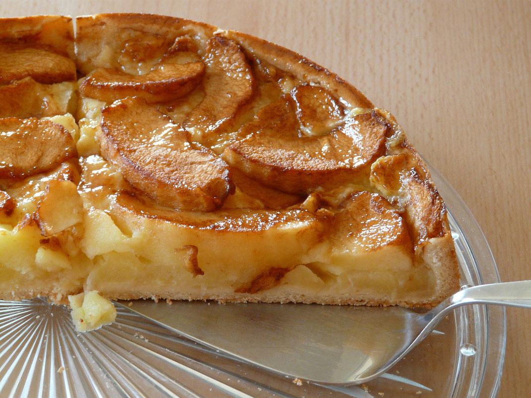 German Apple Cake Recipe