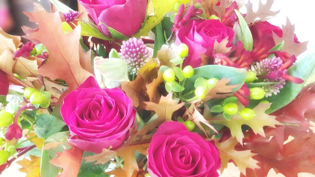 Flower Station Autumn Bouquet