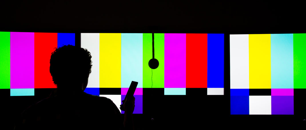 Professional TV calibration process
