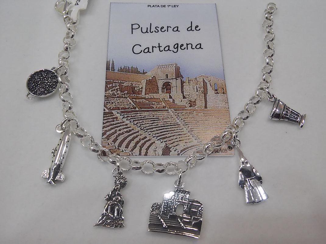 c2b30ebdbf22 PULSERA DE CARTAGENA - Joyería Relojería MANY