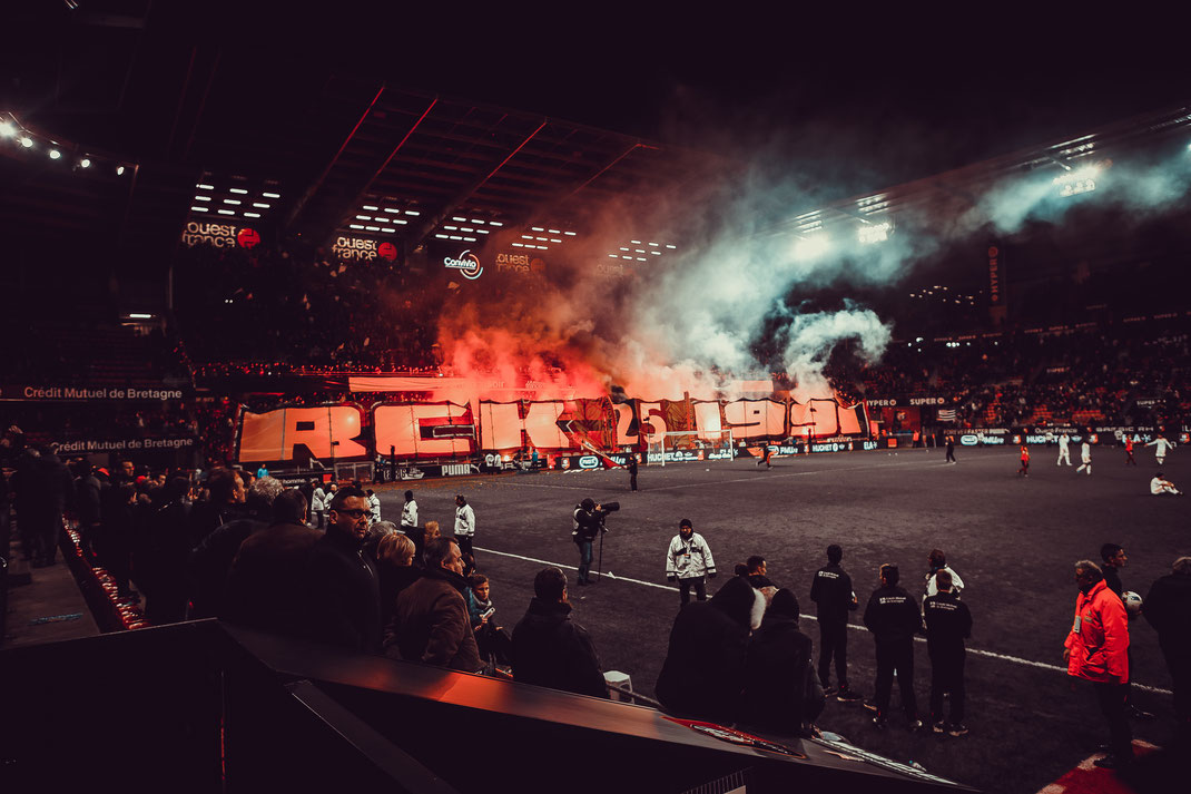 SRFC-PSG by Alexandre LEMAIRE Cinematography