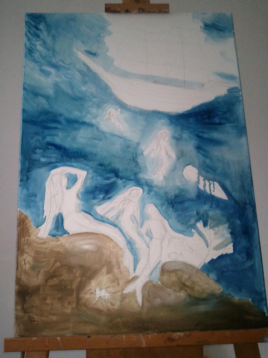 Sirenen am Meeresgrund - Sagen & Mythen