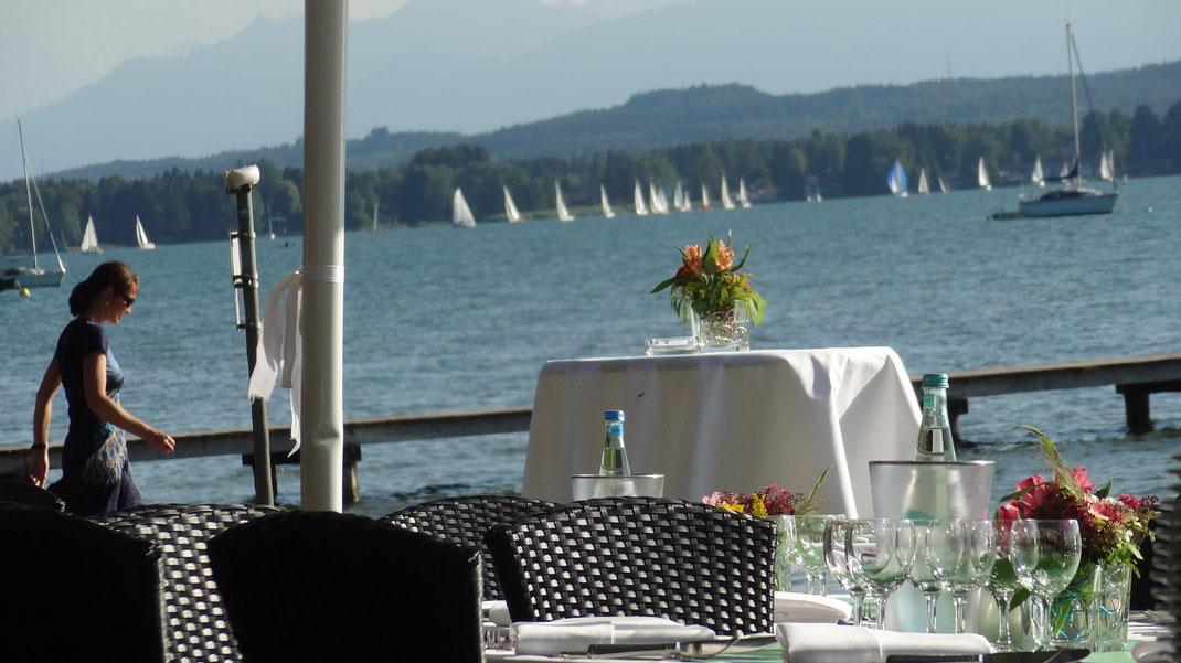 Hochzeit am Starnberger See