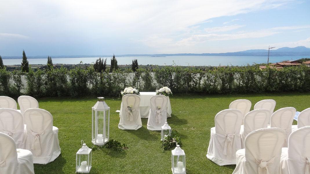 Heirat in Cavayon