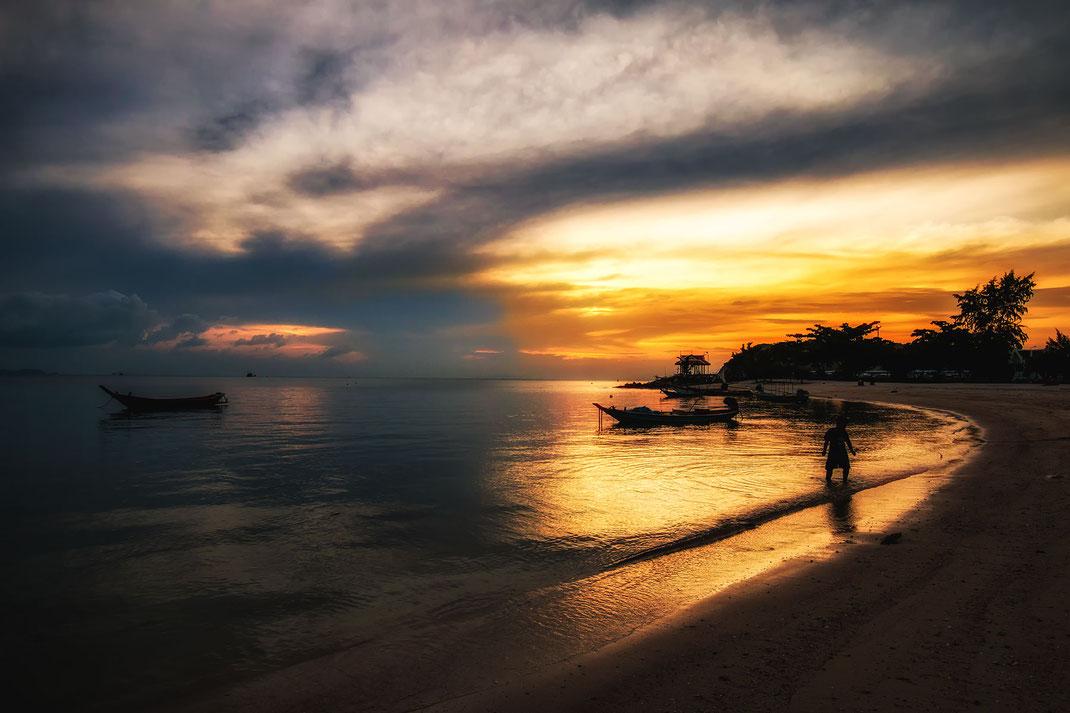 sonnenuntergang-beach-thongsala-koh-phangan