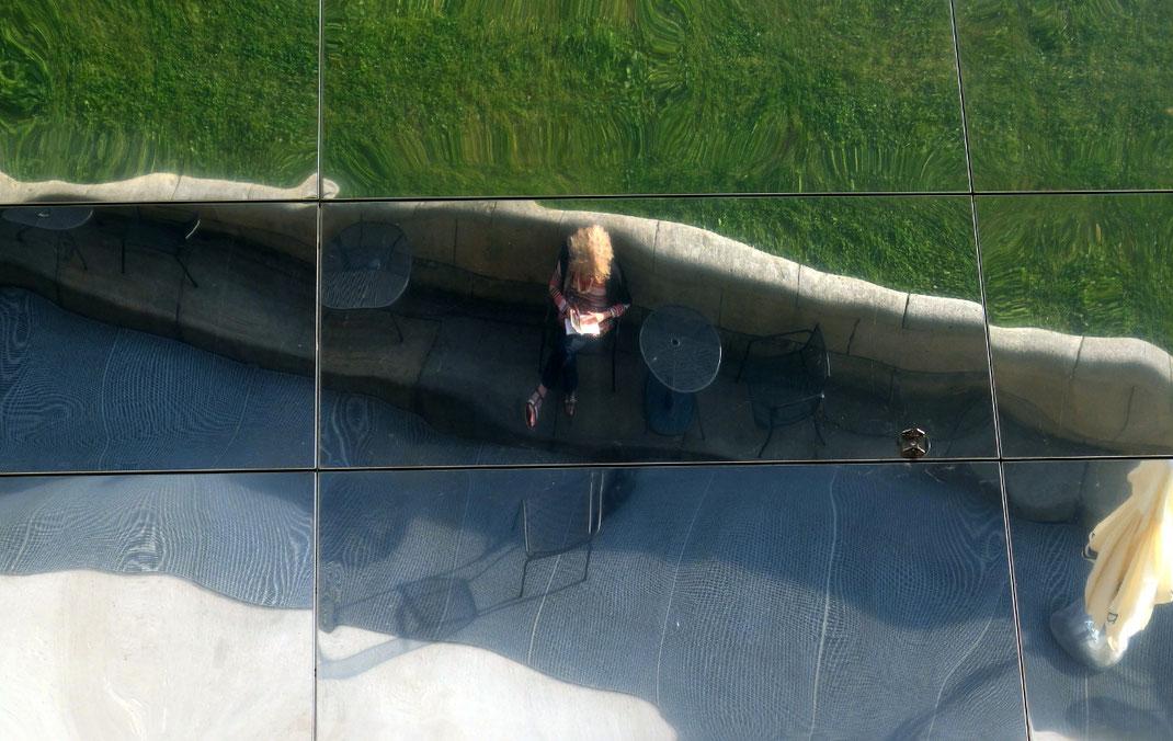 Sylvie Lander-artiste-peintre-reflets/ #SylvieLander