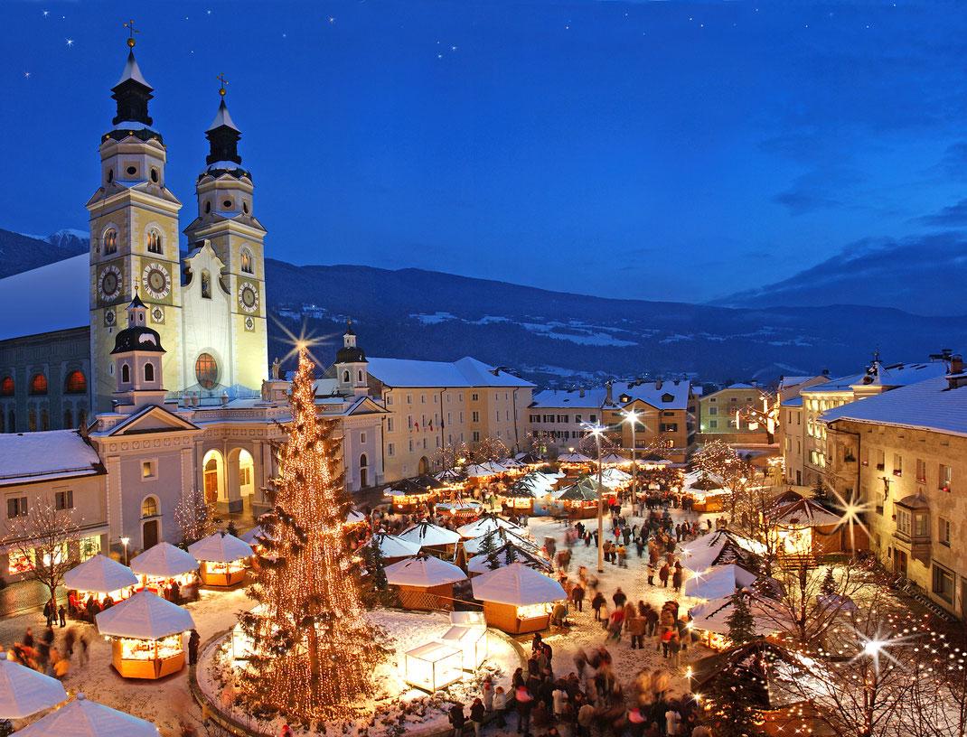 Weihnachtsmarkt Brixen - (c) Brixen Tourismus / Tasser