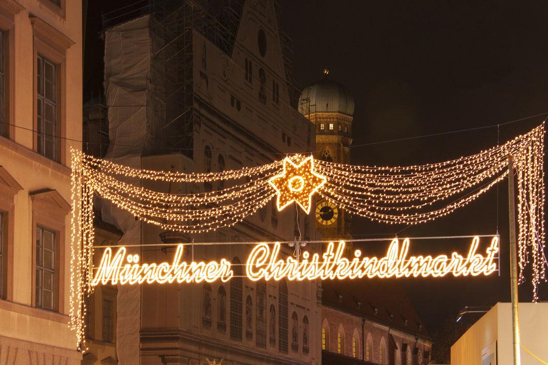 Christkindlmarkt München - (c) pixabay / stux