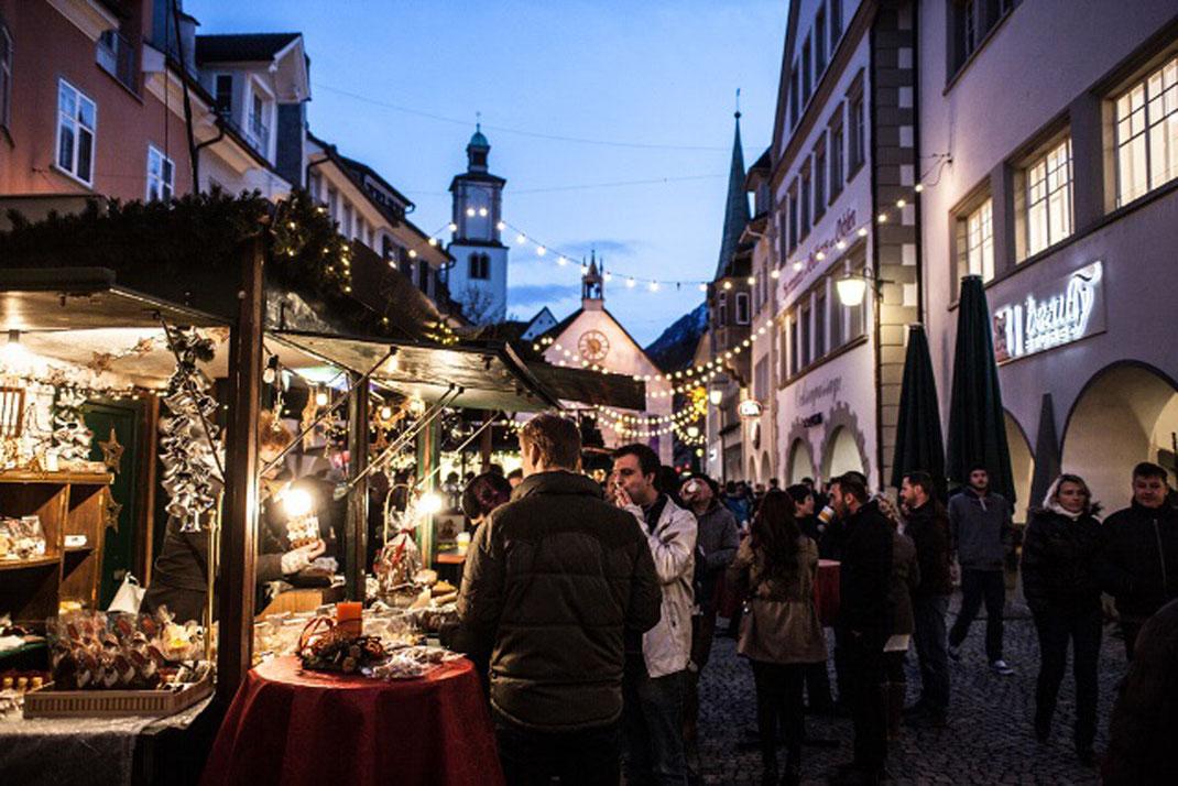Feldkircher Weihnachtsmarkt - (c) Feldkirch Tourismus / Magdalena Türtscher