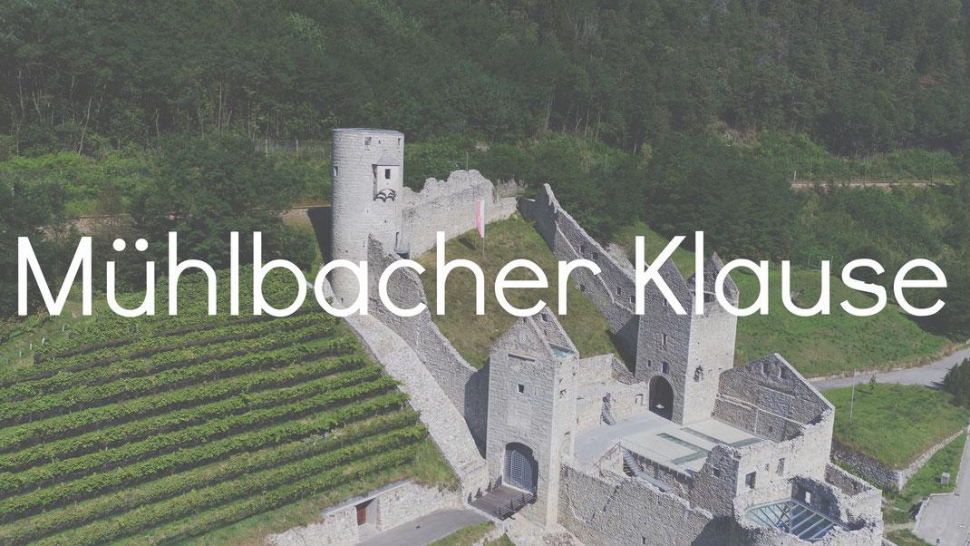Mühlbacher Klause Burgenstraße Pustertal Südtirol