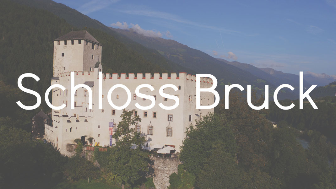Schloss Bruck Burgenstraße Pustertal Osttirol