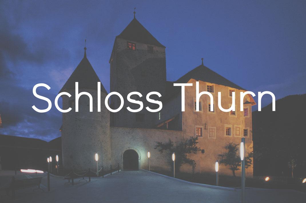 Schloss Thurn Ciastel de Tor Burgenstraße Pustertal Südtirol
