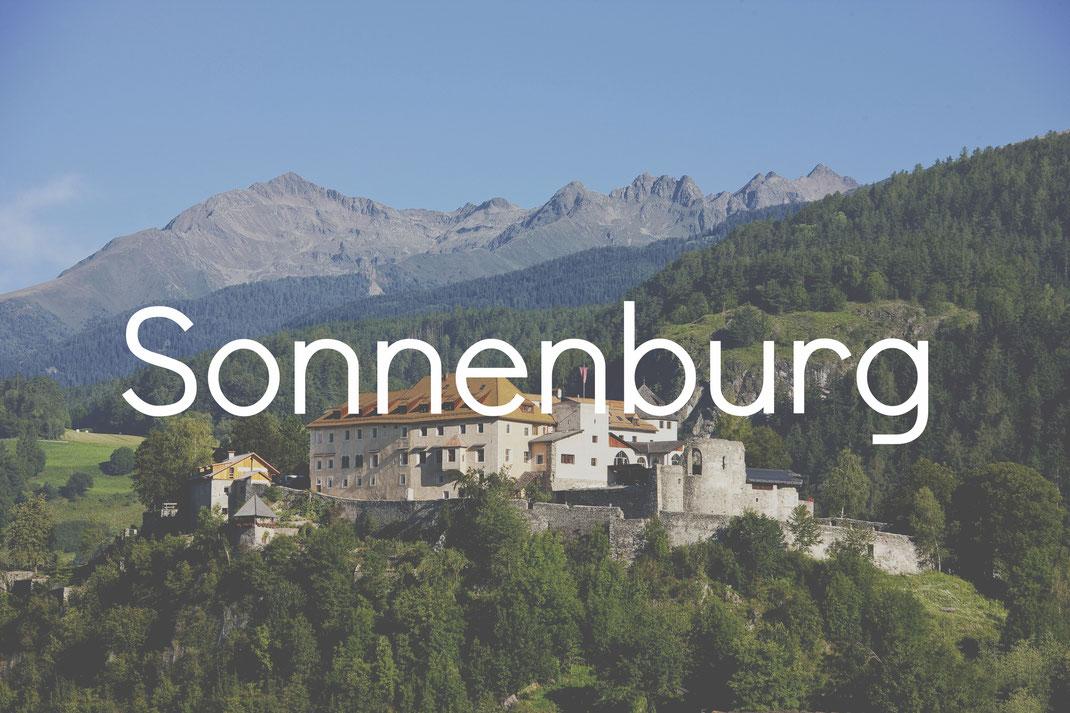 Sonnenburg Burgenstraße Pustertal Südtirol