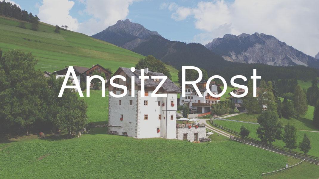 Ansitz Rost Burgenstraße Pustertal Südtirol