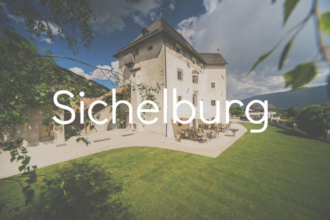 Sichelburg Burgenstraße Pustertal Südtirol