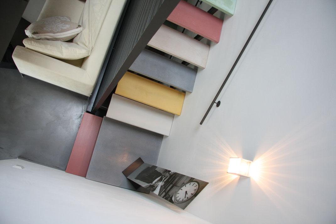 Außentreppe Beton Preis betontreppe als faltwerk kragarm oder winkelstufen nonnast