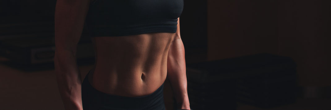 Wie man Fett im Bauch verbrennt