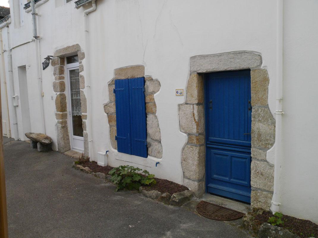 jolies maison Quiberon