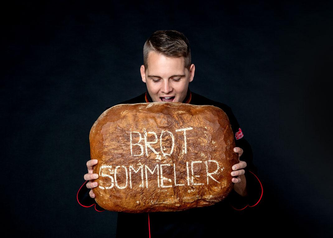 geprüfter Brot-Sommelier Manuel Spangemacher