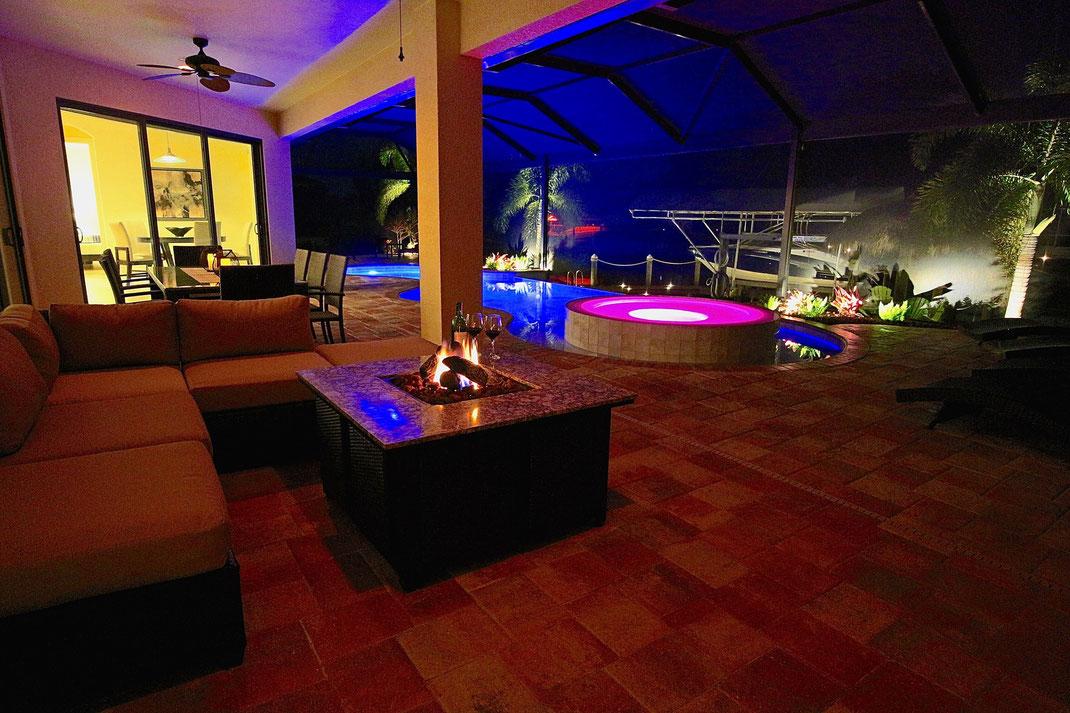 Ferienhaus Cape Coral - Villa Coral Laguna