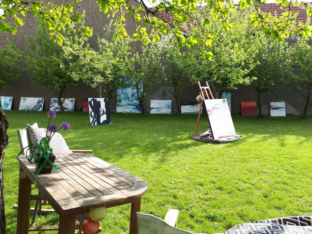 Atelier im Garten