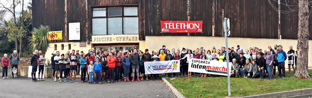 Téléthon Trail Quillan 2019