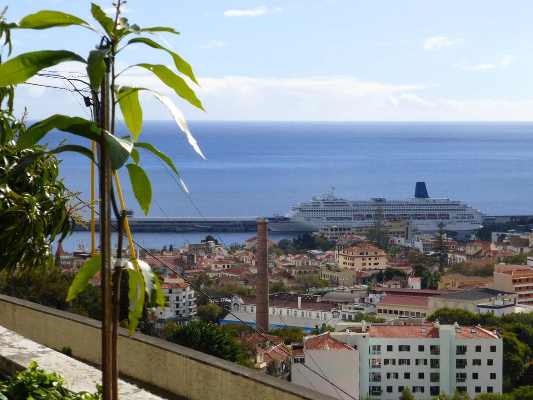 Casa da Manga à Funchal sur l'île de Madeire
