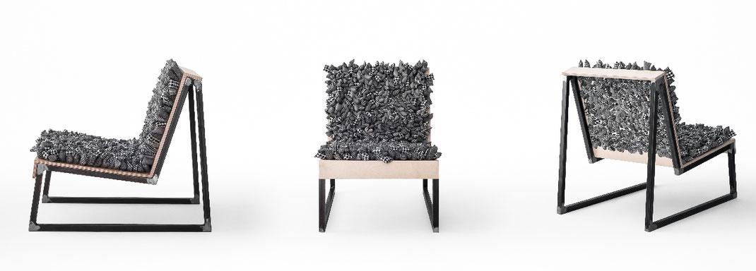 Prototypen und ihre Entstehung - Sessel