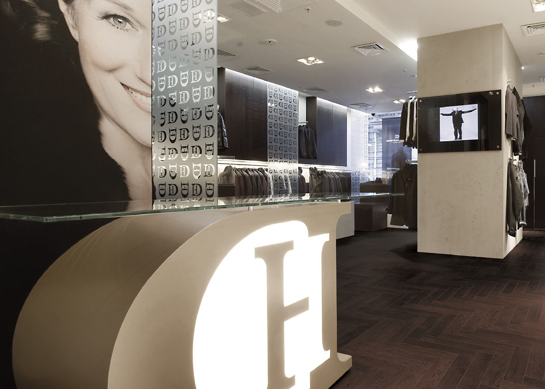 Doris Hartwich - Store