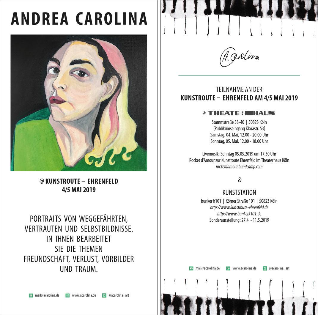 Andrea Carolina Kunst Köln VERNISSAGE EXHIBITION ANDREA CAROLINA COLOGNE JULIANNE MOORE