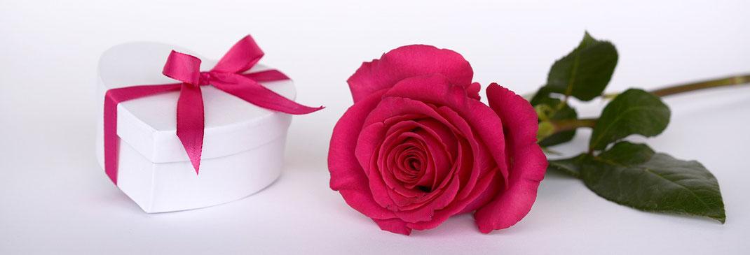 Mariage à la Saint-Valentin !!!