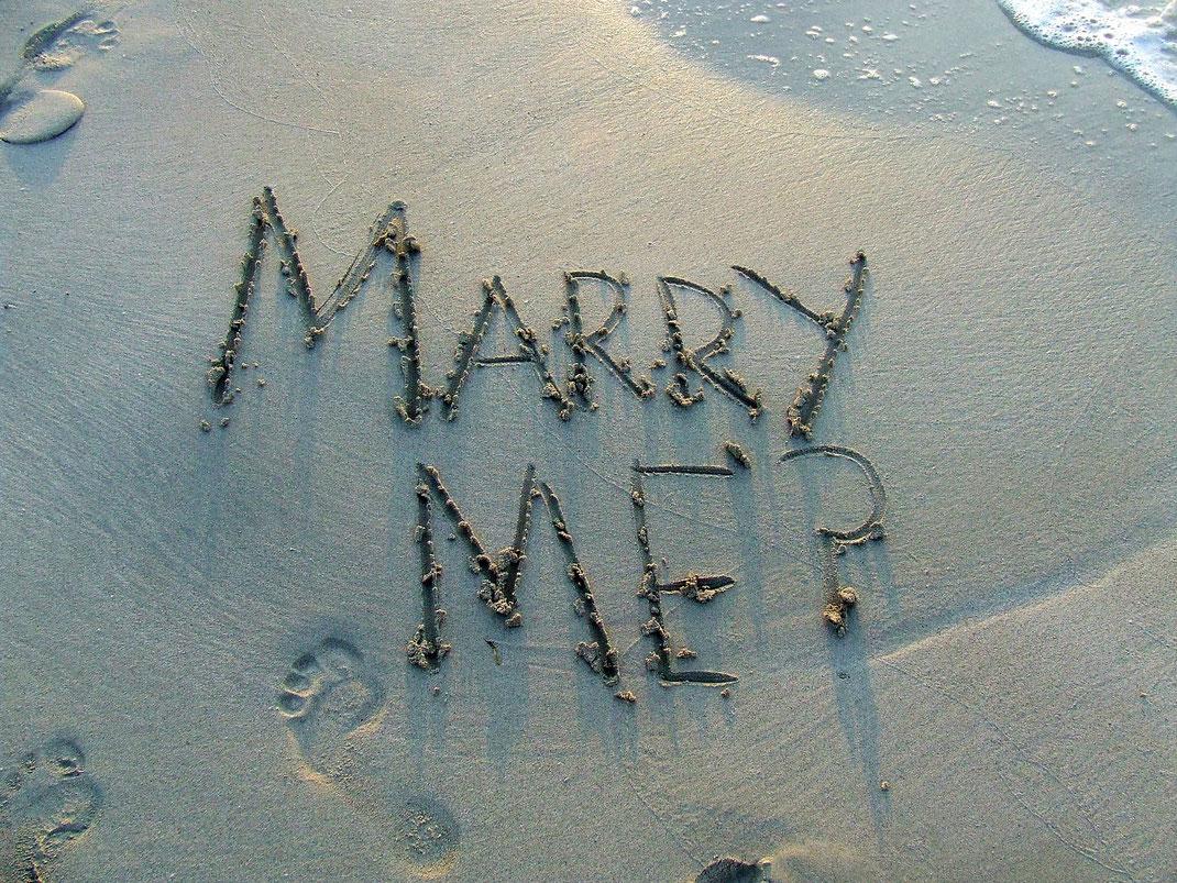 Marry Me ? Une demande de mariage originale ou traditionelle ?