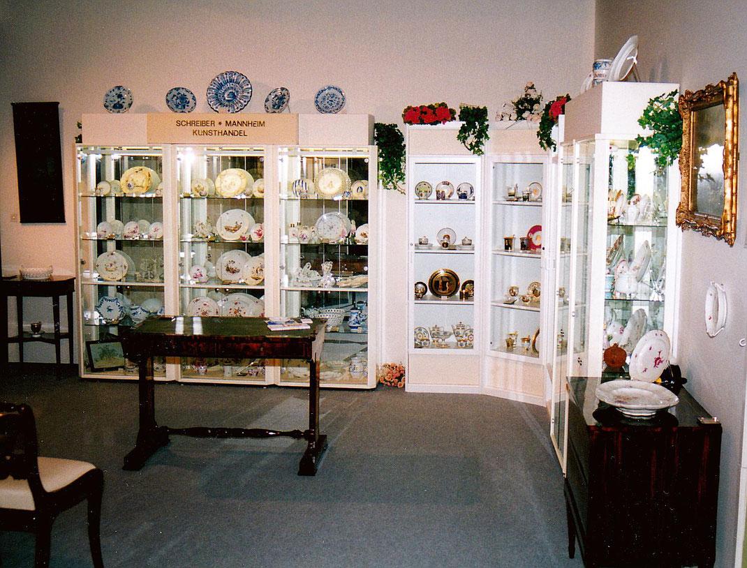 Kunsthandel Mannheim - Ausstellungsraum