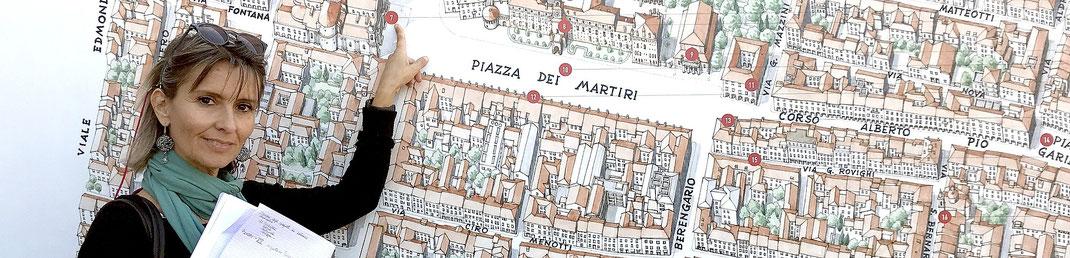 Guide In Bologna Guide conférencier  Nathalie Zaveroni