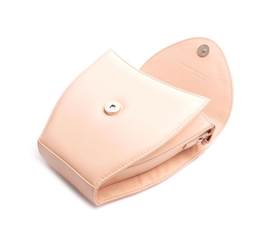 Dirndltasche MARLA rose Leder online versandkostenfrei kaufen OSTWALD Traditional Craft